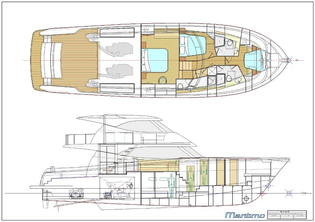 floor plan m61