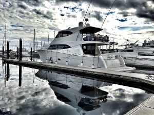 Maritimo M65 Cruiser yacht