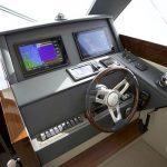 Maritimo S48 wheel