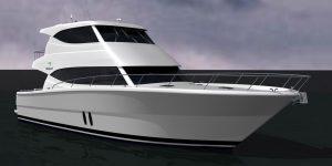 Maritimo M54 Cruising Motoryacht - Concepts
