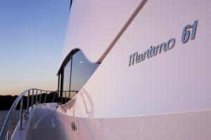 Maritimo M61 Launch