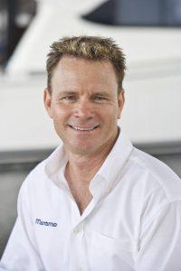 Ormonde Britton - Australia & New Zealand Sales Manager, Maritimo