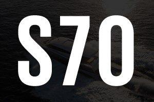 Maritimo S70 - Launch
