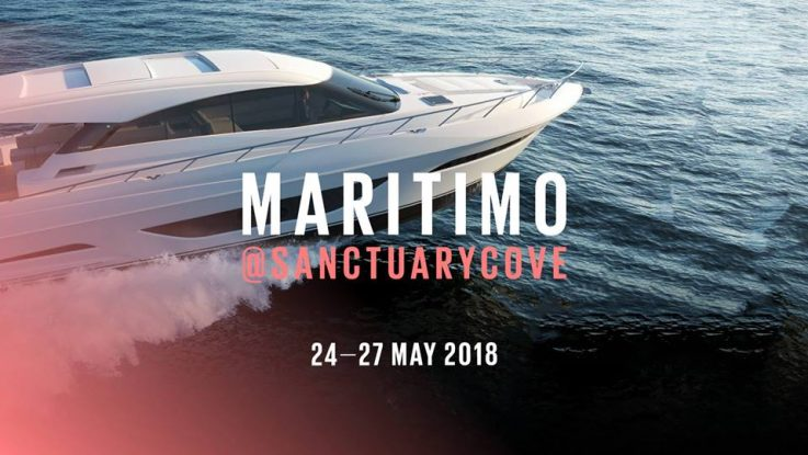 Book a private tour at the Sanctuary Cove Boat Show