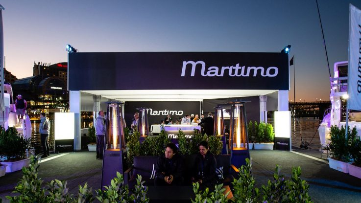 EXCITEMENT BUILDS AS MARITIMO FINALISES PLANS FOR FORT LAUDERDALE BOAT SHOW