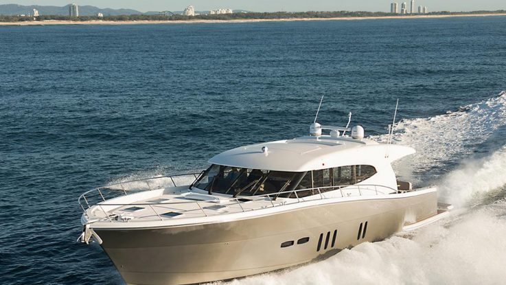 Maritimo Enjoyed Strong Interest At The Sydney International Boat Show