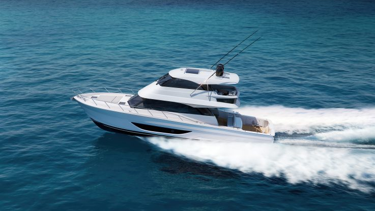 MARITIMO GLOBALLY REVEALS SENSATIONAL OFFSHORE SERIES WITH NEW M600 OFFSHORE MOTOR YACHT