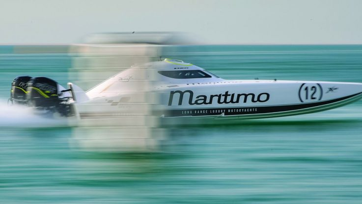 'MARITIMO RACING' WORKING TO DEFEND WORLD CHAMPIONSHIP