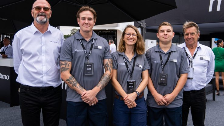 MARITIMO IN SEARCH FOR NEW APPRENTICES & AWARDS HANDED OUT