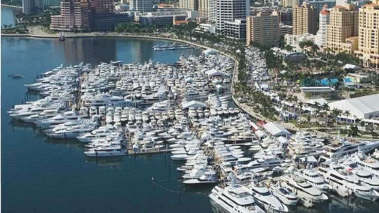 LUXURY BOATING INDUSTRY. PAST, PRESENT AND FUTURE