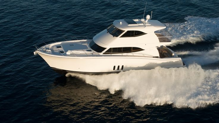 Introducing the Maritimo M61 Cruising Motoryacht