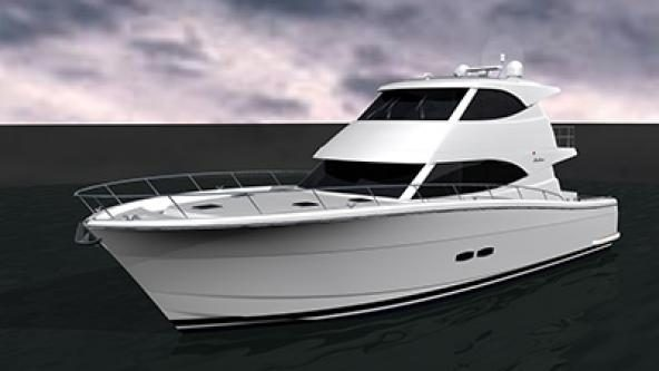 MARITIMO LAUNCHES THE M61 CRUSING MOTOR YACHT