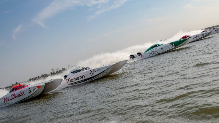 AUSTRALIA'S MARITIMO ACCELERATING RACING TECHNOLOGY