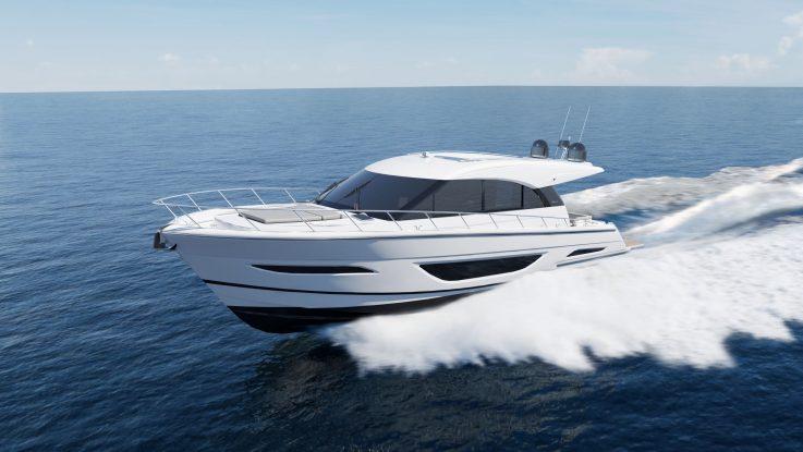 MARITIMO S55 | WORLD PREMIERE 2021
