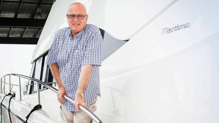 Luxury Motor Yacht Manufacturing Principles