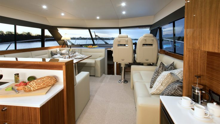 New Designs for Maritimo M51 and S51 Models