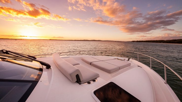 CATCHING UP WITH EXCITED NEW MARITIMO OWNERS