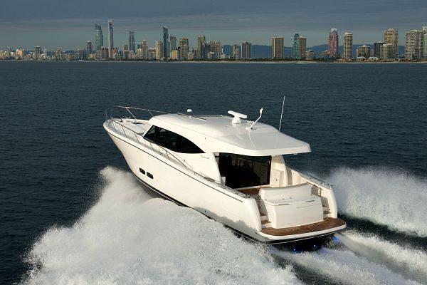 Introducing the new Maritimo S48 Sedan Motoryacht